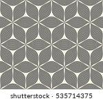 vector seamless pattern. modern ...   Shutterstock .eps vector #535714375