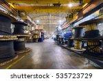 warehouse industrial enterprise....   Shutterstock . vector #535723729