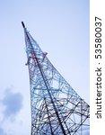 regional radio transmitter...