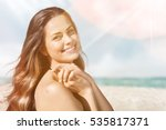 sun. | Shutterstock . vector #535817371