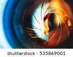 camera. | Shutterstock . vector #535869001