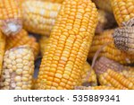 corn | Shutterstock . vector #535889341