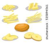vector illustration of logo for ... | Shutterstock .eps vector #535894561