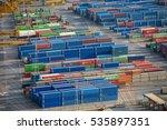 barcelona  spain   december 24  ...   Shutterstock . vector #535897351