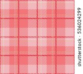 tartan seamless vector patterns ... | Shutterstock .eps vector #536024299