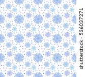 Winter Vector Background With...