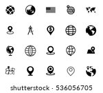map icons   Shutterstock .eps vector #536056705