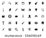 tools icons   Shutterstock .eps vector #536058169