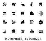 market icons | Shutterstock .eps vector #536058277