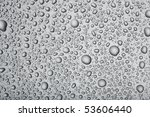 drops on window. different... | Shutterstock . vector #53606440