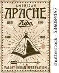 Apache Indian Tribe Reservation ...