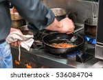 chef at work | Shutterstock . vector #536084704