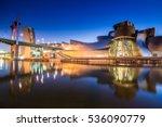 bilbao  spain   january 23 ... | Shutterstock . vector #536090779