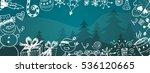 cartoon illustration banner for ... | Shutterstock .eps vector #536120665