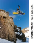maluti mountains  lesotho   2...   Shutterstock . vector #536131321