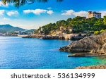 Island Scenery  Seascape Of...