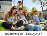 education  high school and... | Shutterstock . vector #536140417