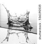 water splash | Shutterstock . vector #536190535