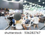 microphone with abstract... | Shutterstock . vector #536282767