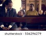 church people believe faith... | Shutterstock . vector #536296279