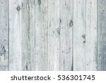 white old vintage wood texture... | Shutterstock . vector #536301745