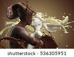 Coffee And Milk Lovers Liquid...