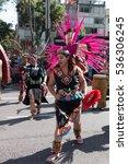 mexico city  mexico   october... | Shutterstock . vector #536306245