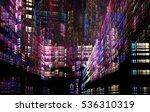 ital perspectives series night... | Shutterstock . vector #536310319