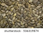 closeup of lots of pumpkin... | Shutterstock . vector #536319874