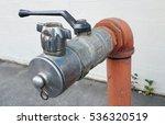 nuzzle fire | Shutterstock . vector #536320519