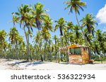 A Rustic Brazilian Beach Shack...