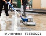 exterior concrete floor... | Shutterstock . vector #536360221