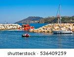 argeles sur mer  france   july... | Shutterstock . vector #536409259