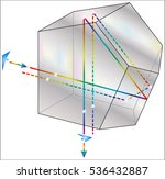 roof pentaprism   Shutterstock .eps vector #536432887