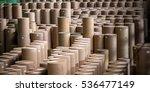 paper mill factory | Shutterstock . vector #536477149