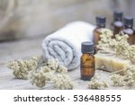 milfoil dry medical herb