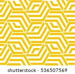 abstract geometric pattern with ... | Shutterstock . vector #536507569