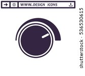 volume icon vector flat design...