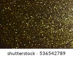 gold bokeh abstract background... | Shutterstock . vector #536542789
