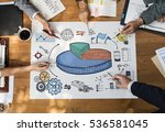 Small photo of Business Strategy Corporation Enterprise Startup Concept