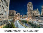 View Of Boston In Massachusett...