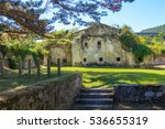 abandoned village  san antolin...   Shutterstock . vector #536655319