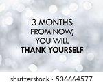 fitness motivation quote | Shutterstock . vector #536664577