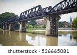 Bridge Over The River Kwai ...