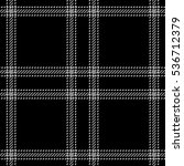 tartan seamless vector patterns ... | Shutterstock .eps vector #536712379