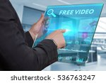 business  technology  internet... | Shutterstock . vector #536763247