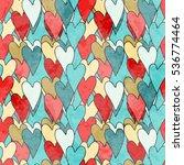 grunge dirty valentine's... | Shutterstock . vector #536774464