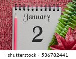January 2  Date Of Month...