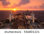 oil product tanker during
