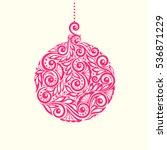 Beautiful Christmas Toy Ball....